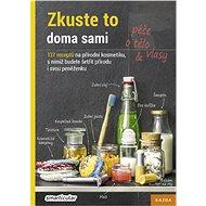 Kniha Zkuste to doma sami - Kniha