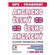 Anglicko-český česko-anglický slovník: gramatika, fráze - Kniha