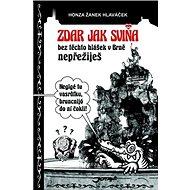 Zdar jak sviňa: bez těchto hlášek v Brně nepřežiješ - Kniha