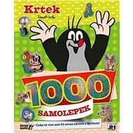 Krtek 1000 samolepek - Kniha