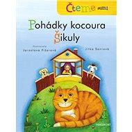 Pohádky kocoura Šikuly: Čteme sami - Kniha