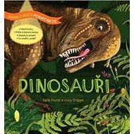 Dinosauři: Posviť na to - Kniha