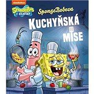 Spongebobova kuchyňská mise - Kniha
