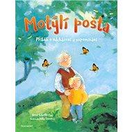 Motýlí pošta - Kniha