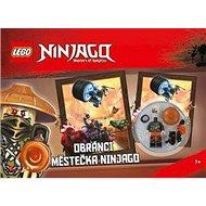 LEGO NINJAGO Obránci městečka Ninjago: obsahuje minifigurku