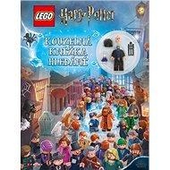 LEGO Harry Potter Kouzelná knížka hledání - Kniha