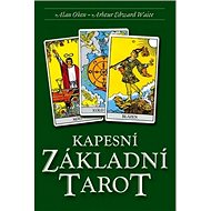 Kapesní Základní Tarot: Kniha a 78 karet - Kniha