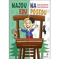 Najdu Edu na posedu: Hledání rozdílů s logopedickou říkankou - Kniha