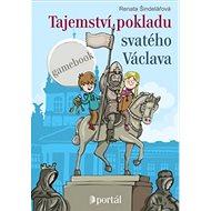 Tajemství pokladu svatého Václava - Kniha