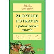 Zloženie potravín a potravinových surovín - Kniha