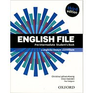 English File Third Edition Pre-intermediate Student's Book: Czech edition