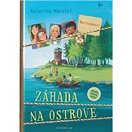 Karlssonovci Záhada na ostrove - Kniha