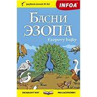 Ezopovy bajky rusky: zrcadlový text A1-A2 pro začátečníky - Kniha