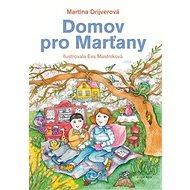 Domov pro Marťany - Kniha