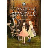 Strážkyně krystalů Nezbedné víly - Kniha