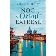 Noc v Orient expresu - Kniha