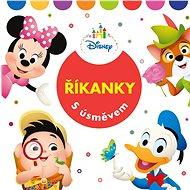 Disney Říkanky s úsměvem - Kniha