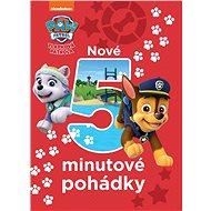 Tlapková patrola Nové 5minutové pohádky - Kniha