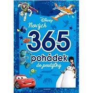Disney Nových 365 pohádek do postýlky - Kniha