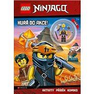 LEGO NINJAGO Hurá do akce!: Obsahuje minifigurku