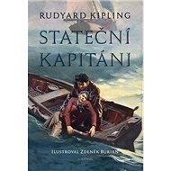 Stateční kapitáni - Kniha