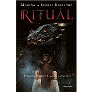Rituál: Předloha k filmu Legenda o drakovi - Kniha