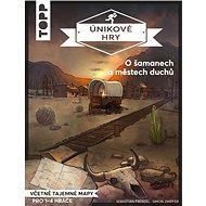 Únikové hry O šamanech a městech duchů - Kniha