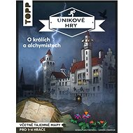 Únikové hry O králích a alchymistech - Kniha