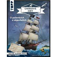 Únikové hry O pašerácích a objevitelích - Kniha