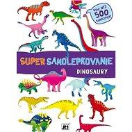 Super samolepkovanie Dinosaury: Viac než 500 samolepiek