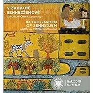 V zahradě Sennedžemově / In the Garden of Sennedjem: Jaroslav Černý. Egyptolog - Kniha