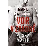 Vor v zákoně Ruská mafie - Kniha