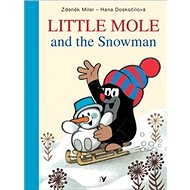Little Mole and the Snowman - Kniha