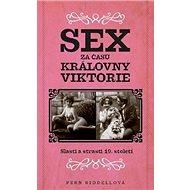 Sex za časů královny Viktorie: Slasti a strasti 19. století - Kniha