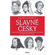 Slavné Češky a jejich blízcí - Kniha