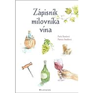Zápisník milovníka vína - Kniha