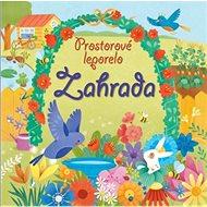 Zahrada Prostorové leporelo - Kniha