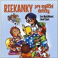 Riekanky pre maličké detičky - Kniha