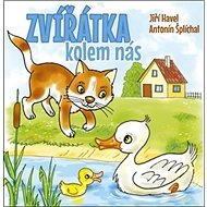 Zvířátka kolem nás - Kniha
