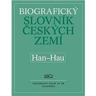 Biografický slovník českých zemí Han-Hau - Kniha