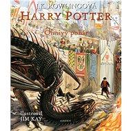Harry Potter a Ohnivý pohár (4. díl Ilustrované vydání) - Kniha