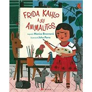 Frida Kahlo a její animalitos - Kniha