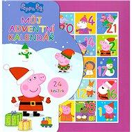 Peppa Pig Můj adventní kalendář - Kniha