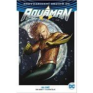 Aquaman 4 Na dně - Kniha