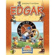 Zvedavý myšiak Edgar - Kniha