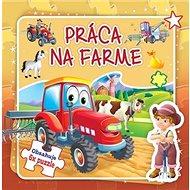 Práca na farme: Obsahuje 6x puzzle