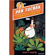 Pan Tučňák a ztracený poklad - Kniha