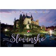 Malebné Slovensko - Kniha