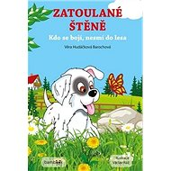 Zatoulané štěně - Kniha