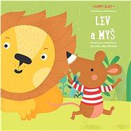 Lev a myš: Ezopovy bajky - Kniha